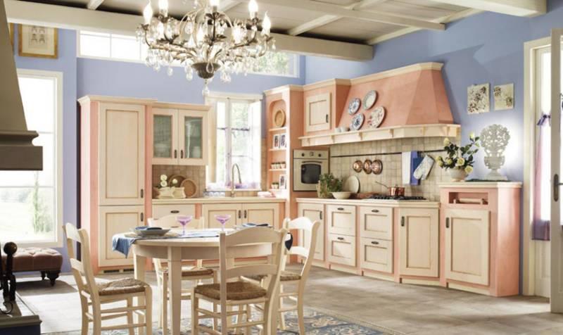 arredamento della cucina