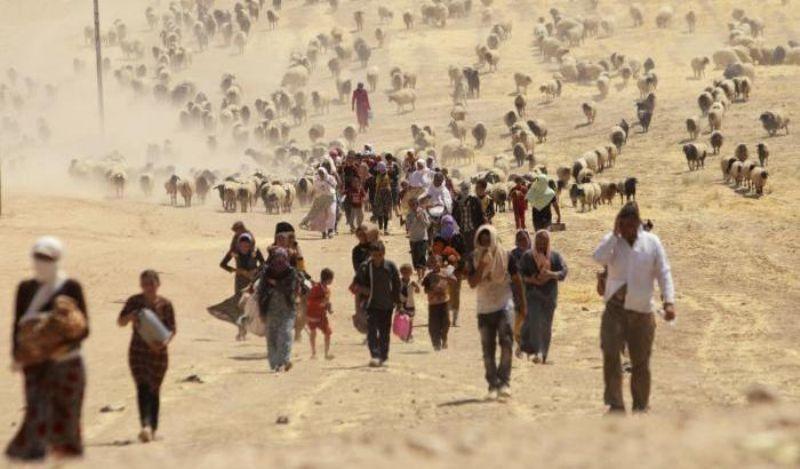 migranti in libia