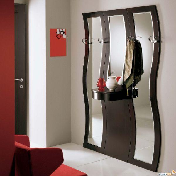Arredare l ingresso con gli specchi blogmog - Idee per ingressi casa ...