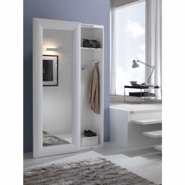 Arredare l ingresso con gli specchi blogmog - Specchio da porta ...