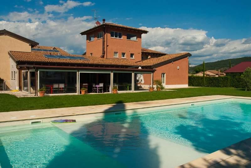 resort con piscina in toscana