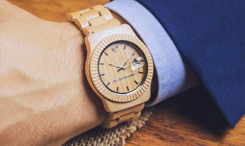 orologi legno