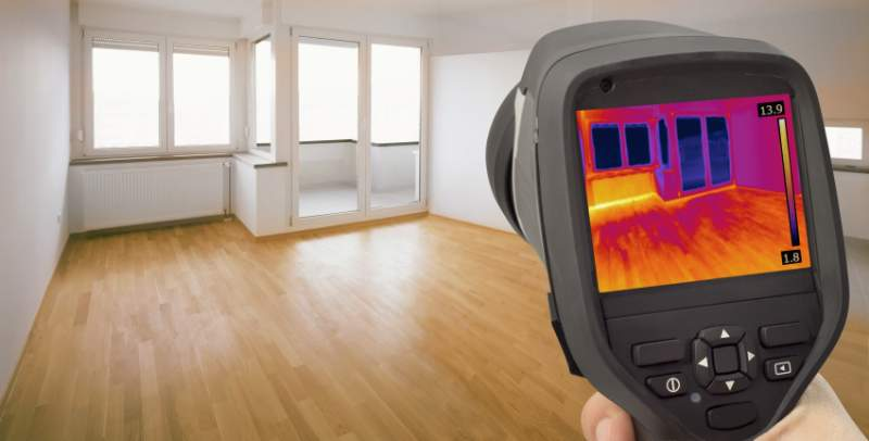 termocamera infrarossi