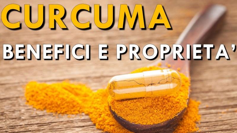 proprieta benefiche della curcuma
