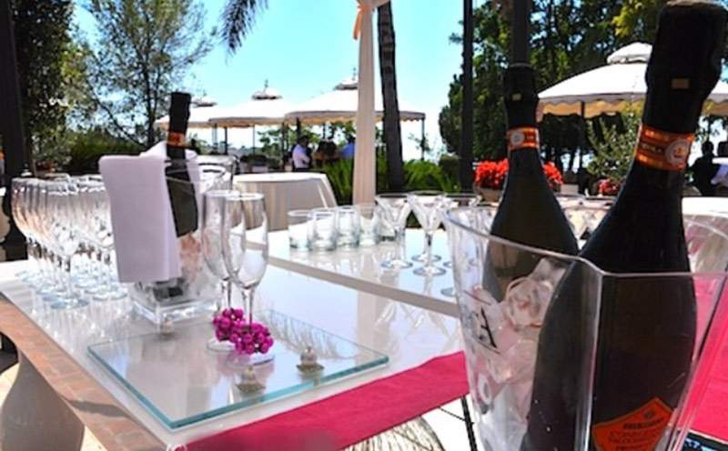 catering lusso