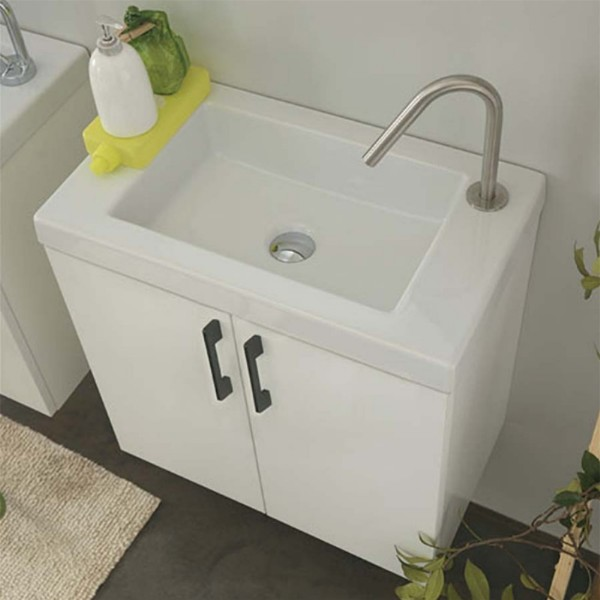 Mobili da bagno sospesi una soluzione per ogni for Mobili da bagno sospesi