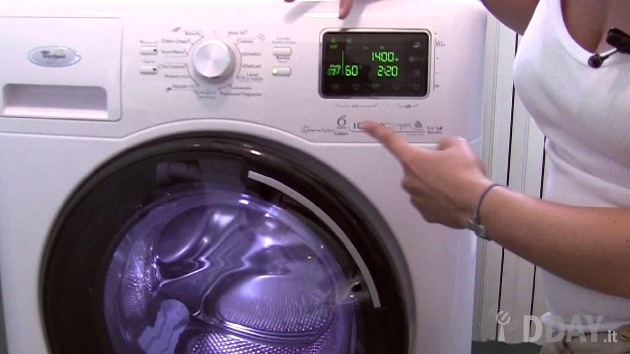 malfunzionamenti lavatrice sesto senso